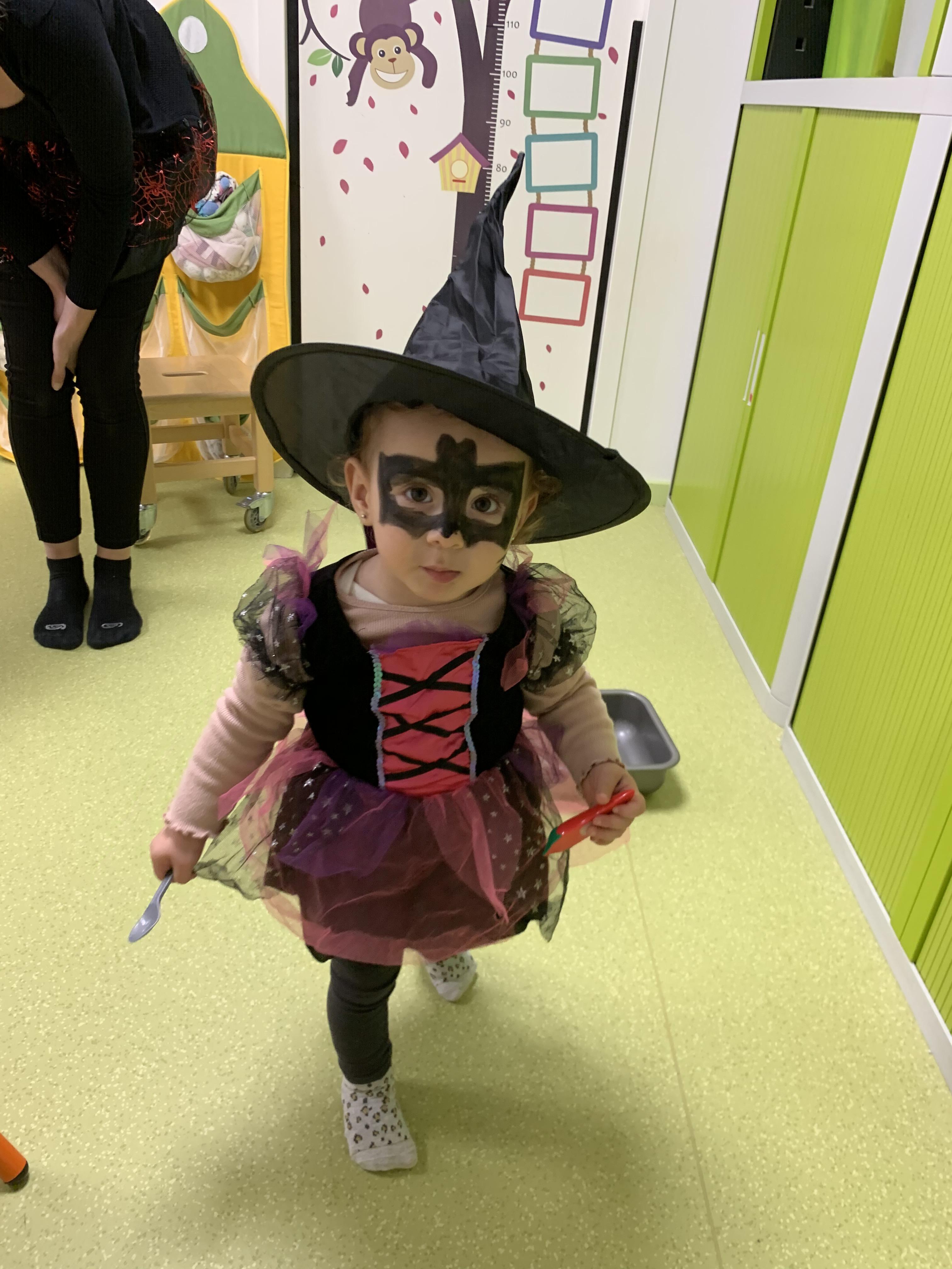 Halloween à la crèche