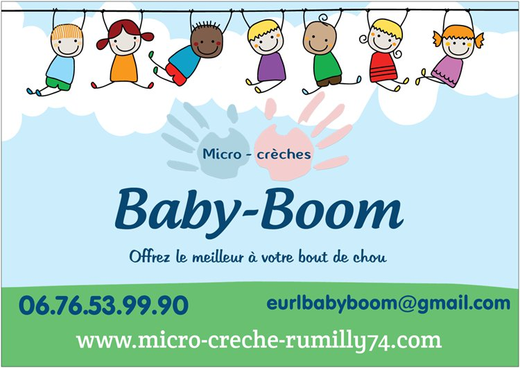 crèche Baby-Boom 74150 RUMILLY
